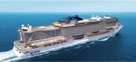 MSC Cruises And Fincantieri Announce Two New Builds Plus One Option For EUR 2.1 Billion