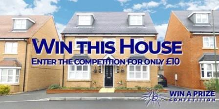 Get a house in England for as little as £10? WinAPrizeCompetition.co.uk launches an exciting and affordable way for a lucky entrant to own a property