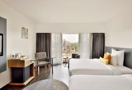 Novotel Imagica Khopoli Introduces two new Wings 'Nitro' and 'Scream': The Hotel now Offers 287 Rooms at the Resort Property
