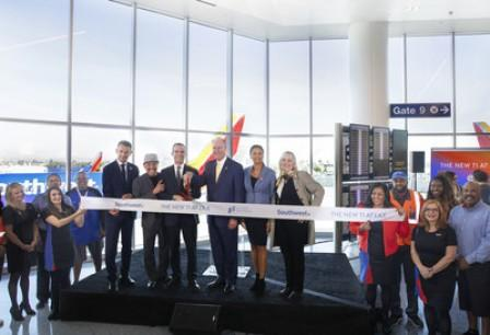 LAX Celebrates New Terminal 1 Guest Experience