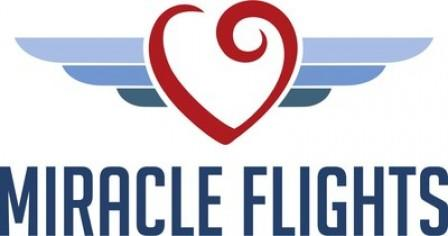 Miracle Flights Announces 610 Free Medical Flights Performed in December 2018