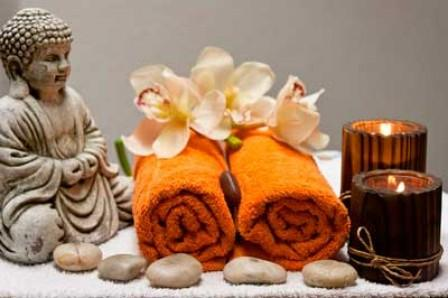Aromatherapy and the Best Spa in the World