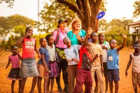 WorldVentures Foundation Plants Seeds of Hope in Zimbabwe
