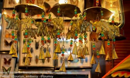 -Handicraft Local Market from around the world-