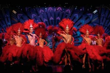 Moulin rouge in the US
