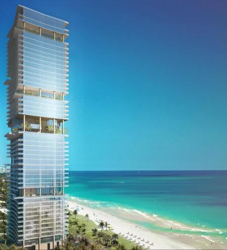 Turnberry Ocean Club Coming Soon to Sunny Isles, Florida