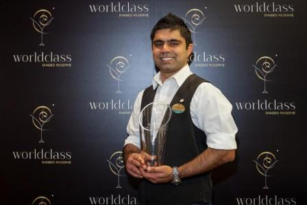 Shekhar Grover de Royal Caribbean International sacré meilleur barman