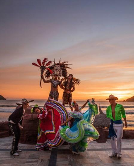 El Cid Vacations Club Reviews The Spring Cultural Festival Heading back to Mazatlán