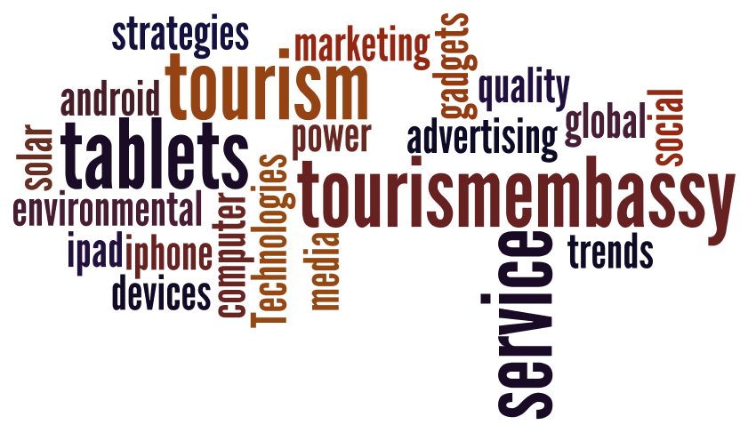 marketing strategy in the tourism industry Email marketing for tourism: a strategy in 5 steps  in an era of digital natives,  the tourism & travel industry ought to focus not only on finding.