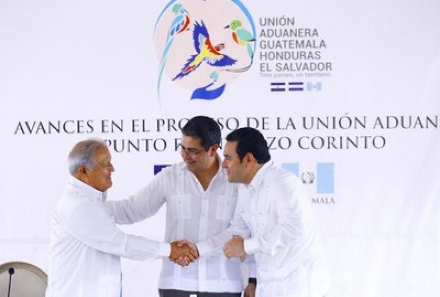 Triángulo Norte crea una unión aduanera única para facilitar los viajes, el comercio y la inversión en América Central