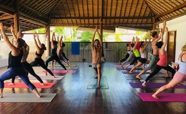 Yoga Retreat in Rishikesh, India